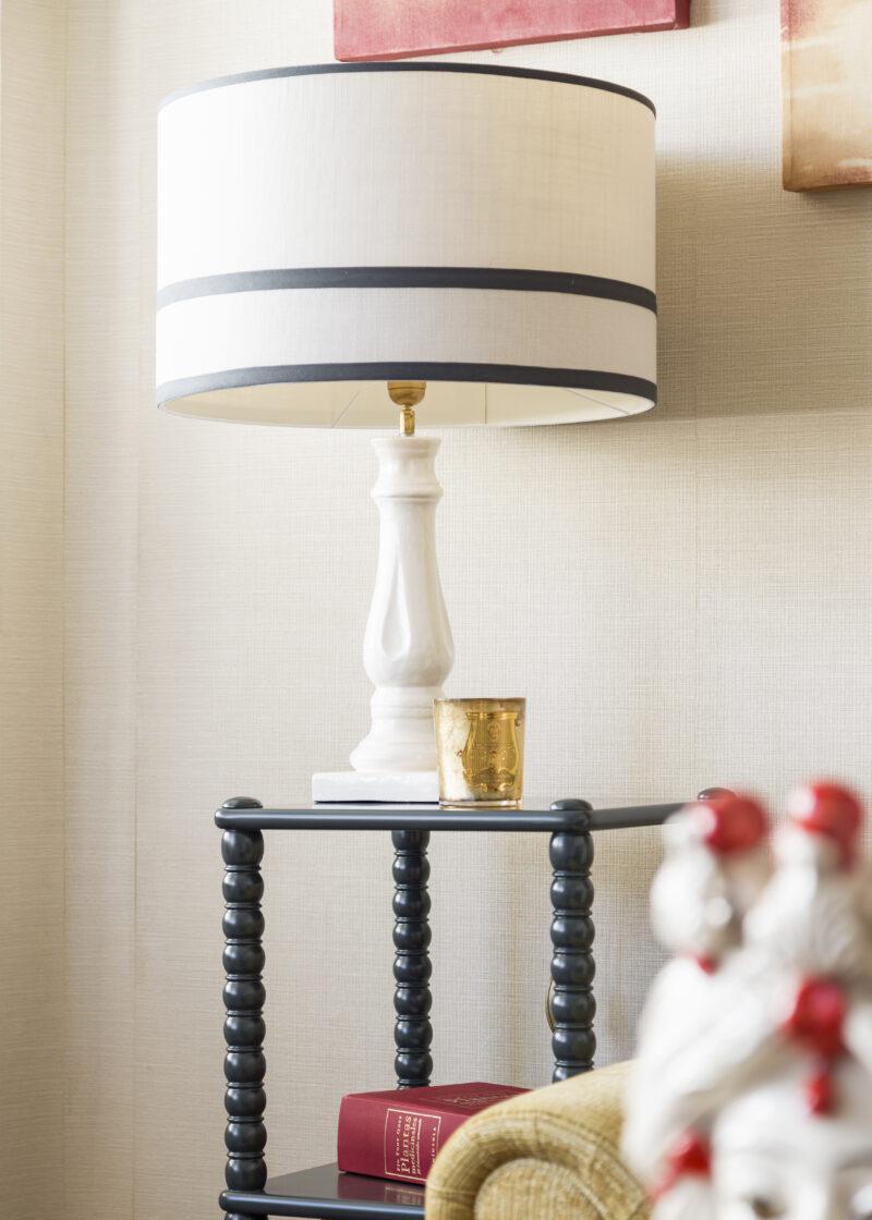 Lámpara mesa, clásica, indietro