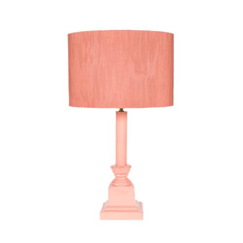 lampara rosa, indietro
