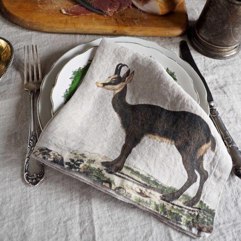servilletas-indietro-mesa-servilletas campo
